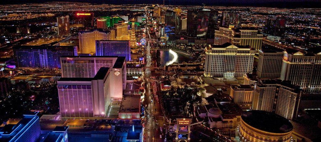 Las Vegas Getting Brighter?